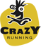 Crazy Running Logo Smaller Version